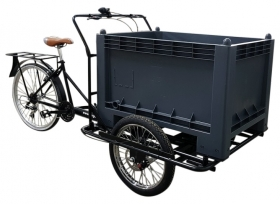 WHY  a Cargo Bike ? - Cargo Bike System  Tricycles